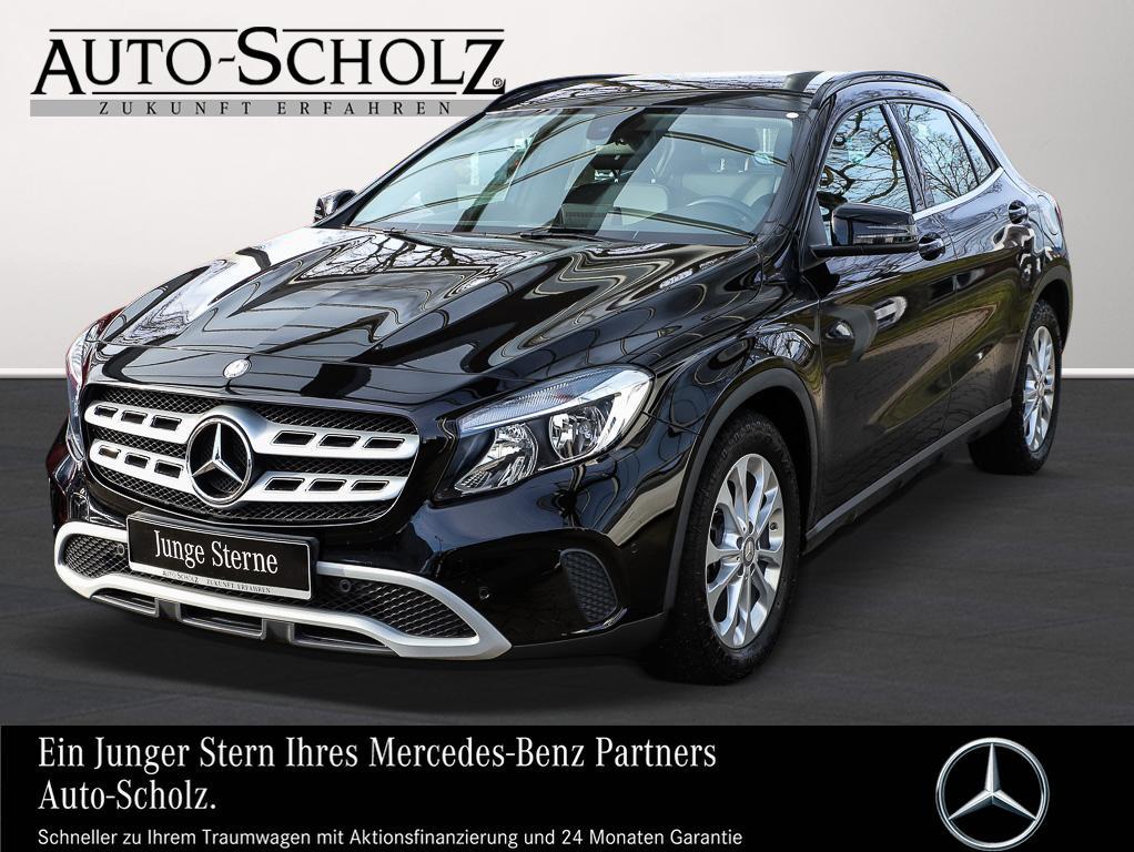 Mercedes-Benz GLA 180 d Style KEYLESS-GO+PARKPILOT+TEMPOMAT, Jahr 2017, diesel