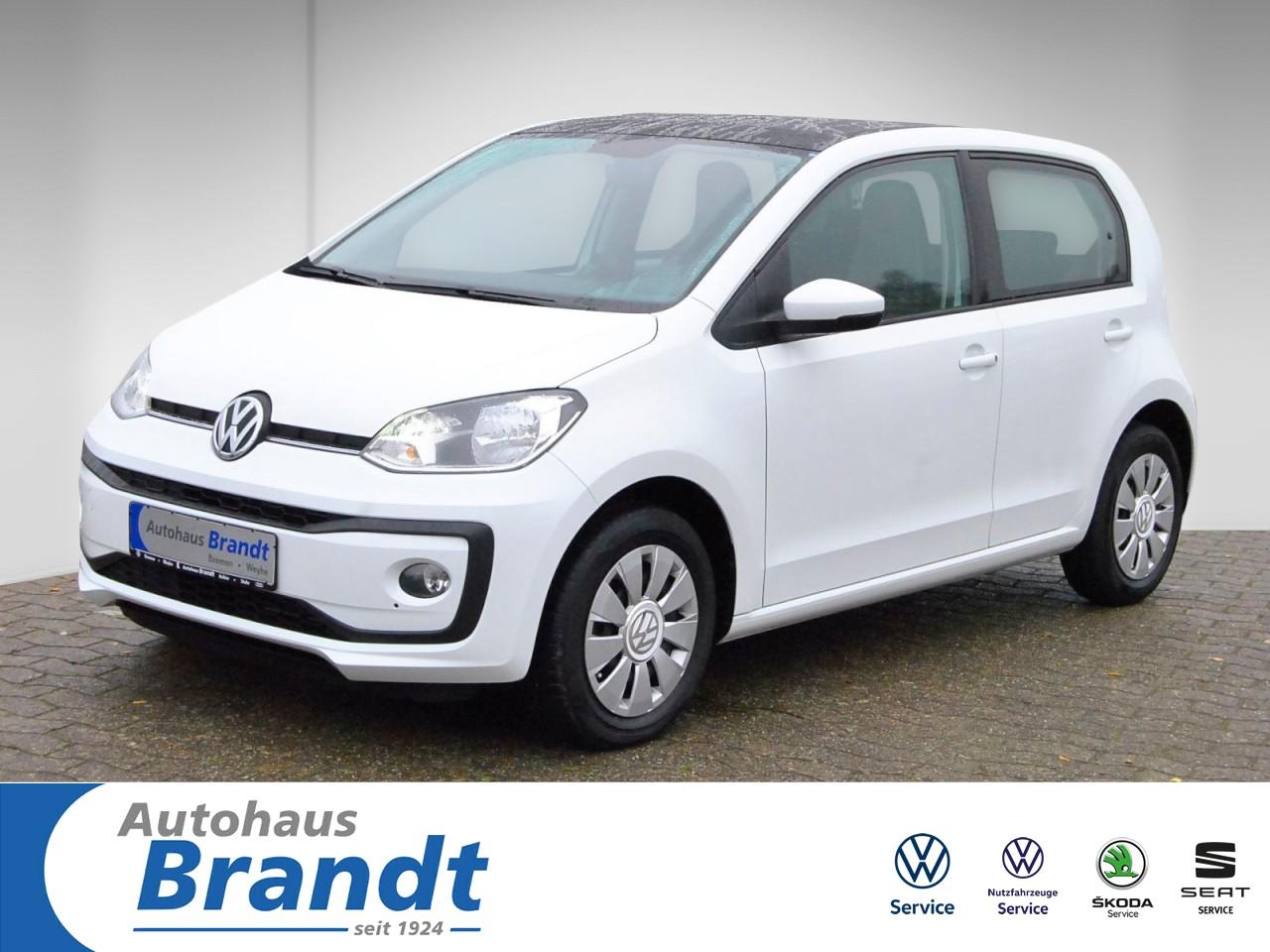 Volkswagen up! move up! NAVI*PANO*PDC*KLIMA*SHZ Klima, Jahr 2016, Benzin