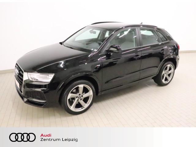 Audi Q3 2.0 TFSI quattro *Standheizung*Xenon*Navi*, Jahr 2017, Benzin