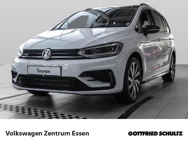 Volkswagen Touran 1.5 TSI OPF HIGHLINE Black StyleNAVI, LED, DSG, Jahr 2020, Benzin