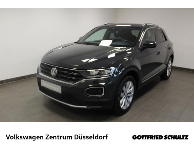 Volkswagen T-Roc Sport 2.0 TDI *LED*Navi*Kamera*Standhzg*SHZ*, Jahr 2018, Diesel