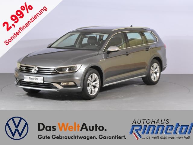Volkswagen Passat Alltrack 2.0TDI 4Motion LEDER+AHK+NAVI+LE, Jahr 2017, Diesel