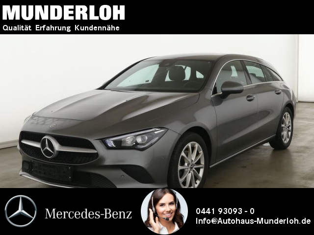 Mercedes-Benz CLA 180 Shooting Brake Progressive LED Parktroni, Jahr 2019, Benzin