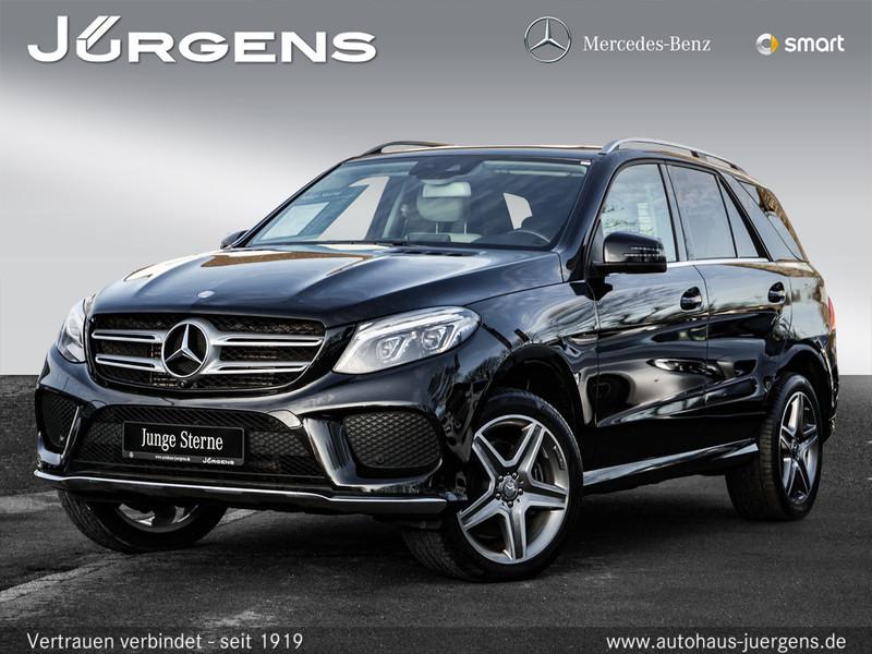 Mercedes-Benz GLE 350 d 4M AMG-Sport/Comand/ILS/360/SHD/AHK/20, Jahr 2015, diesel