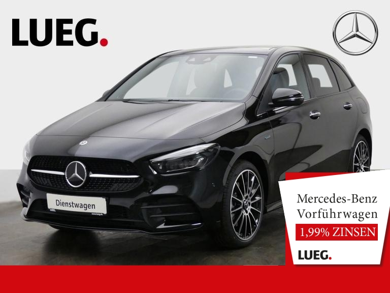Mercedes-Benz B 250 e EDITION20+AMG+19''+FAHRASS.+PANO+KEYLESS, Jahr 2020, Hybrid
