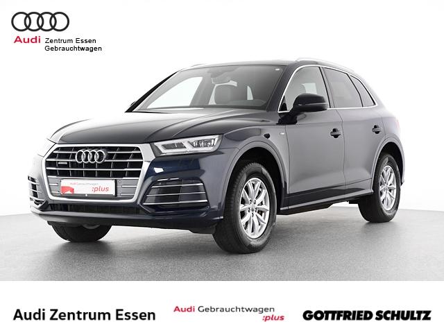 Audi Q5 sport 2.0 TDI quattro S-TRONIC 2X S-LINE NAV PLUS PANO RÜFAHR SHZ PDC VO HI F, Jahr 2018, Diesel