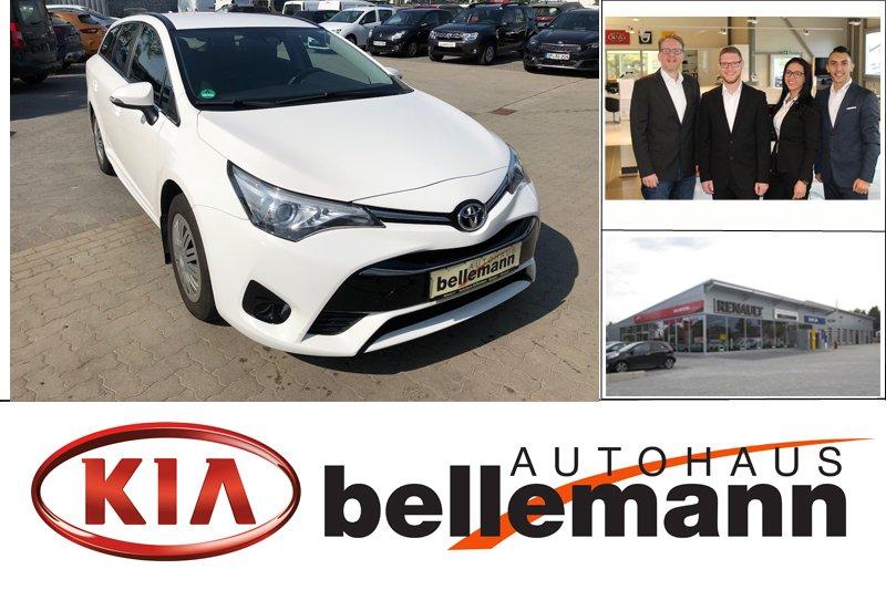 Toyota AVENSIS 1.6 VVT-i Touring Sports *Safety Sense*Garantie, Jahr 2016, Benzin