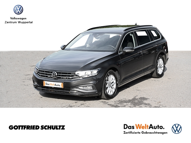 Volkswagen Passat Var. 2 0 TDI Business DSG LED NAVI AHK PDC LM ZV, Jahr 2020, Diesel