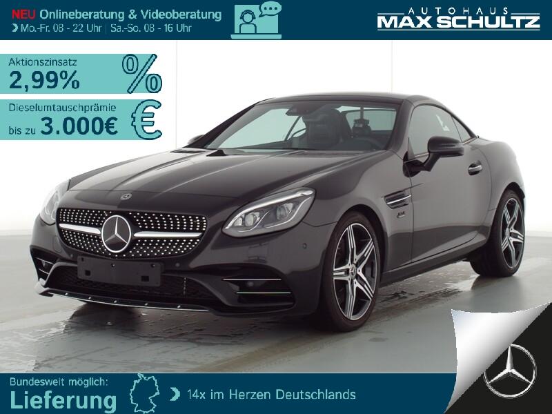 Mercedes-Benz SLC 300 AMG*FINAL ED*DISTR*MEMO*ILS*COM*HARM*KEY, Jahr 2020, Benzin