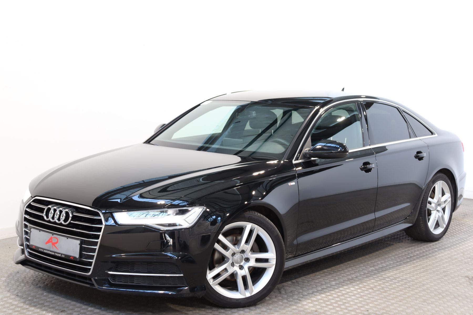 Audi A6 2.0 TDI 3x S LINE SPORT LED,MEMORY,KAMERA,19Z, Jahr 2015, Diesel