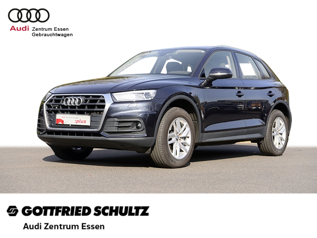 Audi Q5 2.0 TDI S-TRONIC NAV PLUS XENON PDC FSE MUFU, Jahr 2018, Diesel