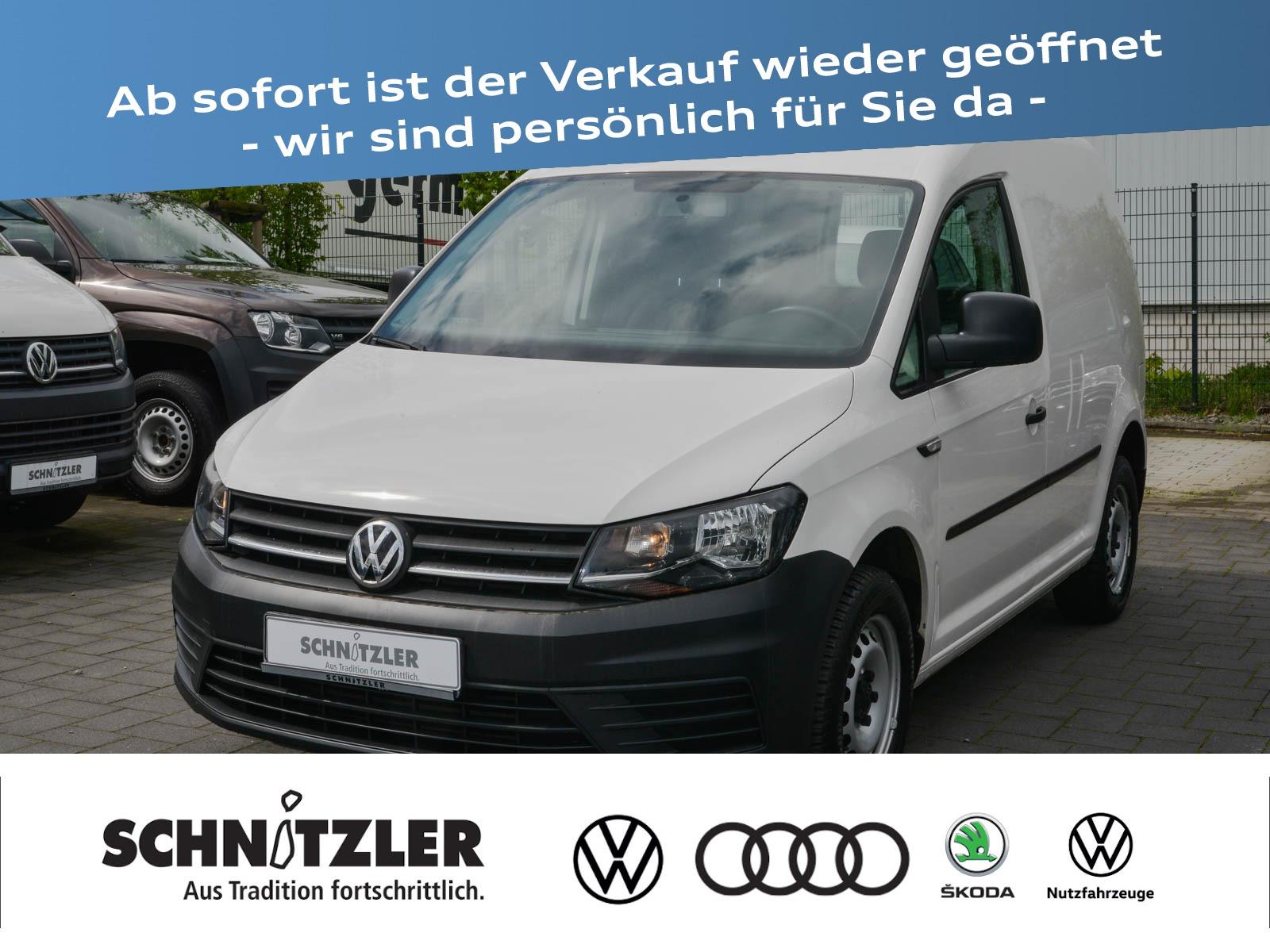 Volkswagen Caddy Kasten 2.0 TDI EcoProfi BMT NAVI/+++, Jahr 2016, Diesel