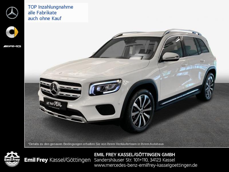 Mercedes-Benz GLB 180 7G-DCT Progressive, Jahr 2021, Benzin