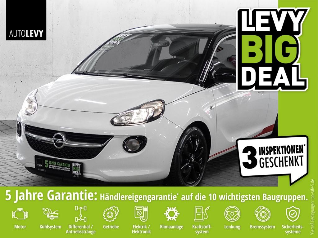 Opel Adam 1.2 Jam *KLIMA*ALLWETTER*TEMPO*TOUCH*PDC*LM, Jahr 2015, Benzin