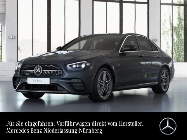 Mercedes-Benz E 300 de AMG+Pano+360+MultiBeam+Fahrass+Burmester, Jahr 2020, Hybrid_Diesel