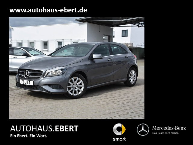 Mercedes-Benz A 200 Style 7G-DCT+RFK+DISTRONIC+SHZ, Jahr 2013, Benzin