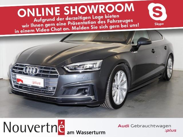 Audi A5 Sportback 2.0 TDI quat design S-Line HUD Matrix, Jahr 2018, Diesel