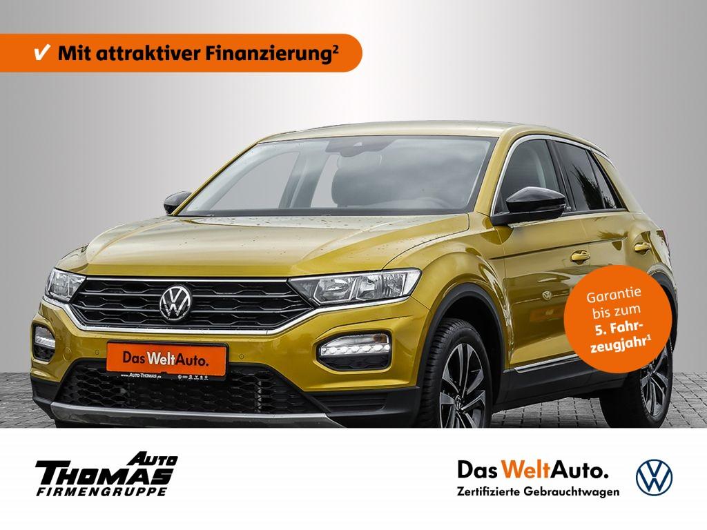 Volkswagen T-Roc United 1.5 TSI 150PS DSG NAVI/APP-C/ACC, Jahr 2020, Benzin