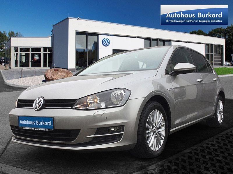 Volkswagen Golf VII 7 Gang-DSG Getriebe, Navi, Lederlenkrad, Jahr 2014, Benzin
