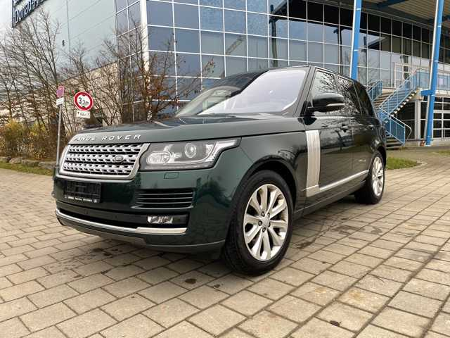 Land Rover Range Rover Vogue 4.4 SDV8, Jahr 2017, Diesel