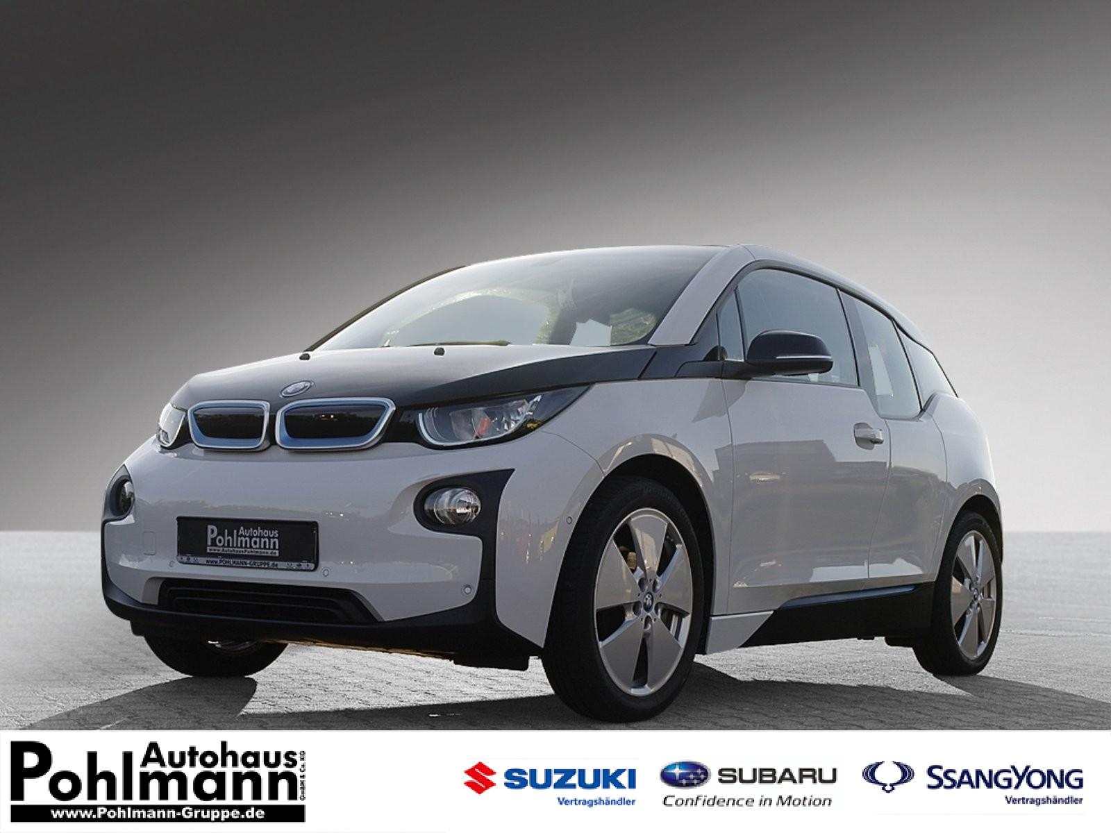 BMW i3 REX 94Ah Automatik viele Extras -Leasingfahrzeug-, Jahr 2017, Elektro