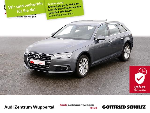 Audi A4 Avant 2.0TDI VIRTUAL LANE LED STANDHZG GRA NAV, Jahr 2018, Diesel