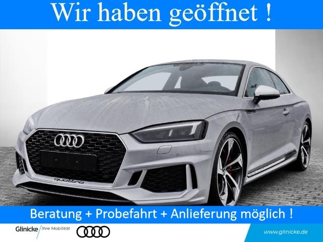 Audi RS5 2.9 TFSI quattro Matrix LED Leder Navi Keyless Kurvenlicht e-Sitze Allrad Fernlichtass., Jahr 2017, Benzin