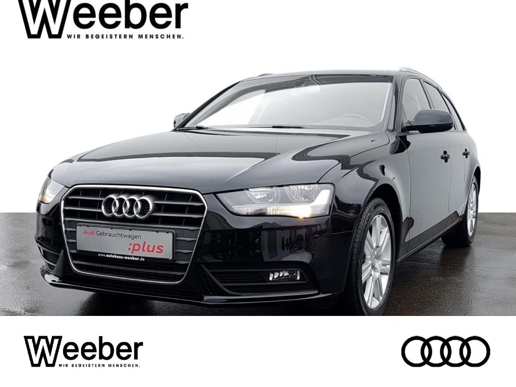 Audi A4 Avant 2.0 TDI Ambition Navi PDC LM Tempo, Jahr 2014, Diesel