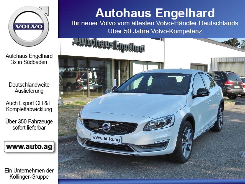 Volvo S60 Cross Country D4 AWD AUT VOLLAUSST ZINS 1,9%, Jahr 2016, Diesel
