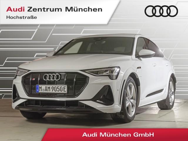 "Audi e-tron S Sportback B&O HUD AHK Virtual MatrixLED Assistenz 21"", Jahr 2021, electric"