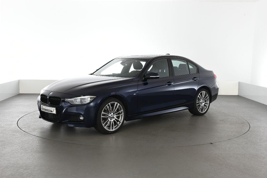 BMW 335d xDrive M Sport Shadow ehem. UPE 81.431 EUR, Jahr 2018, diesel