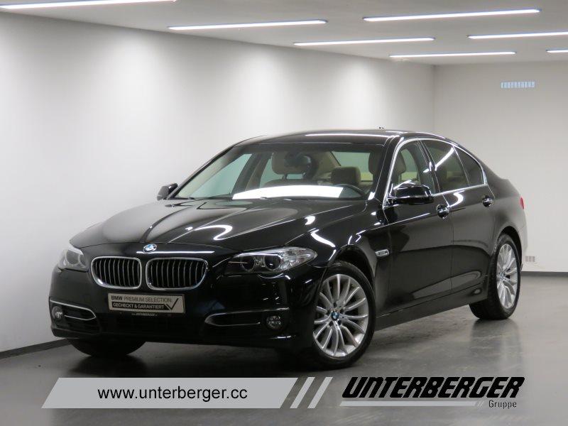 BMW 530d xDrive Limousine Xenon RFK Navi Prof. Shz, Jahr 2014, Diesel
