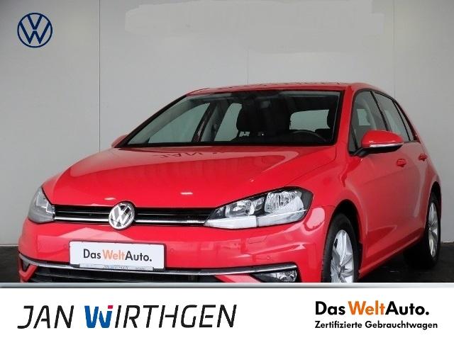 Volkswagen Golf VII 1.6 TDI Comfortline *NAVI*ACC*, Jahr 2017, Diesel
