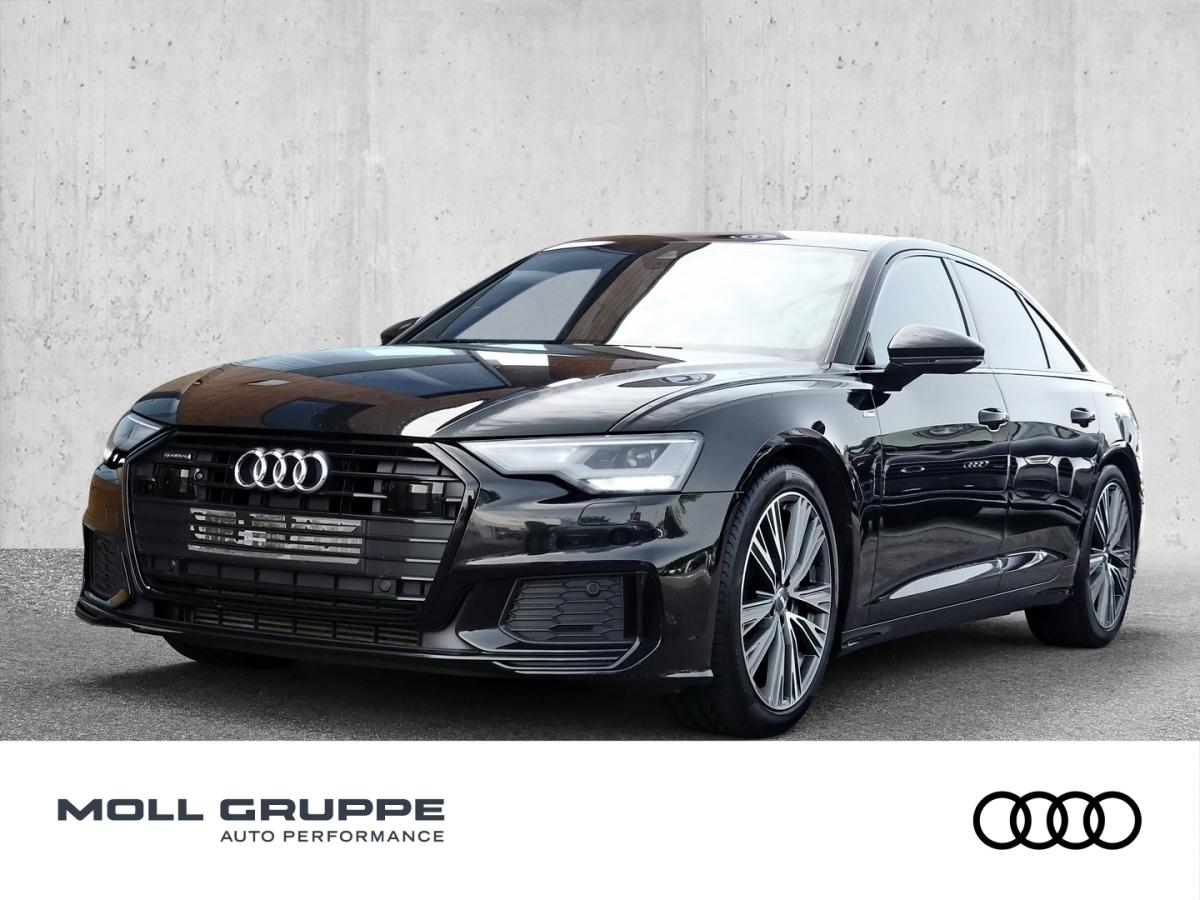 Audi A6 Limousine Sport 50 TDI quattro S Line Navi PL, Jahr 2018, Diesel