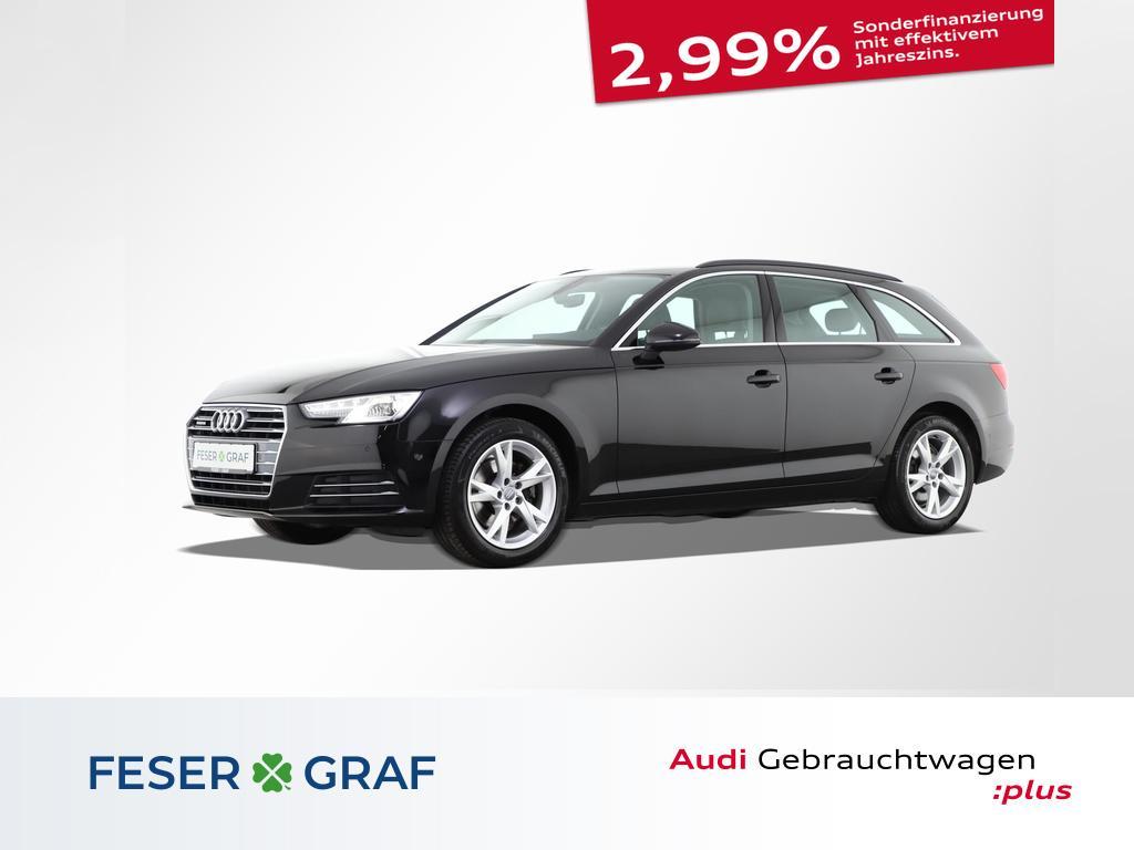 Audi A4 Avant 2.0 TDI Sport quattro Navi+/AHK/Virtual, Jahr 2018, Diesel