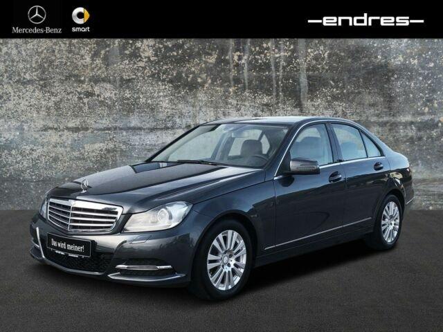 Mercedes-Benz C 250 CDI 4MATIC+LEDER+NAVI+KLIMA+BIXENON+LM+ETC, Jahr 2012, diesel