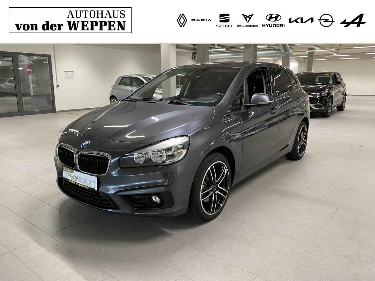 BMW 2er Active Tourer 218 i Elektr. Heckklappe AHK, Jahr 2015, Benzin