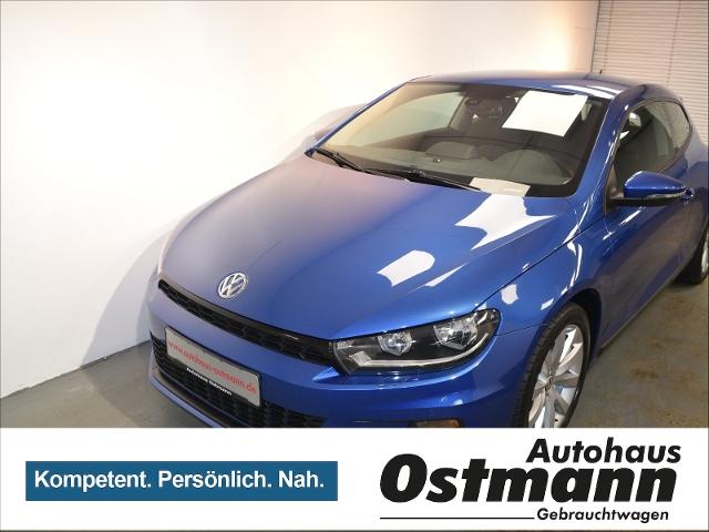 Volkswagen Scirocco 1.4 TSI Basis KLIMA*PDC*EURO6, Jahr 2014, Benzin