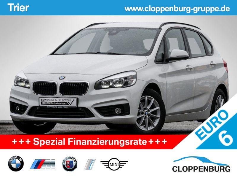 BMW 216d Active Tourer Advantage Navi Tempomat Shz -, Jahr 2015, Diesel