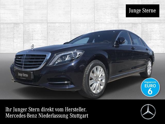 Mercedes-Benz S 350 d L 4M Fahrass 360° Airmat Distr. COMAND, Jahr 2015, Diesel