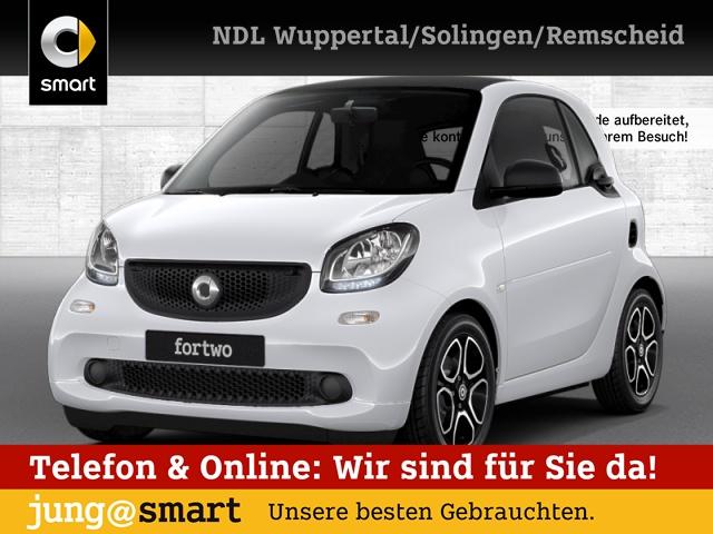 smart fortwo coupé 52kW DCT cool&Audio SHZ Komfort, Jahr 2019, Benzin