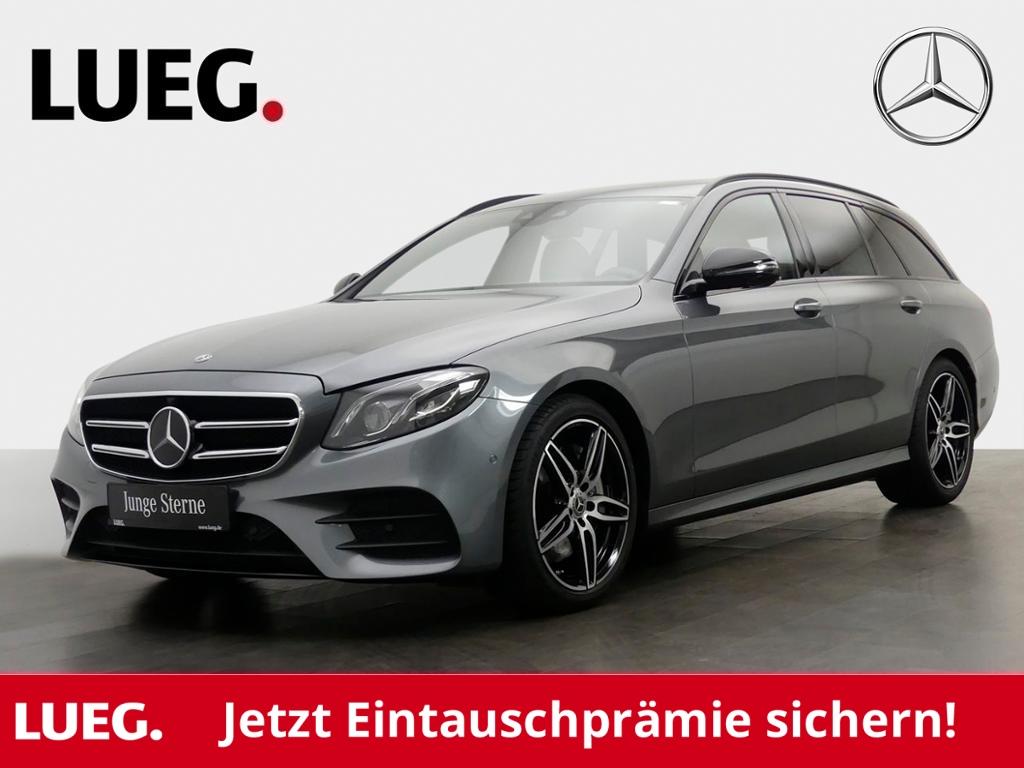 Mercedes-Benz E 450 T 4M AMG+Comand+Fahrassist.+360°+Night+LED, Jahr 2018, Benzin