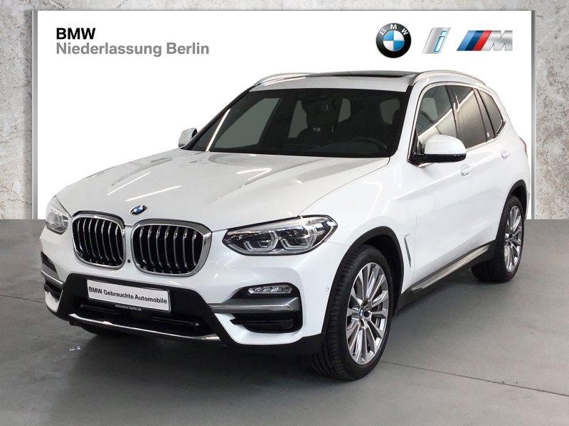 BMW X3 xDrive30d EU6 Aut. NaviPr. el.Sportsitze GSD, Jahr 2018, Diesel