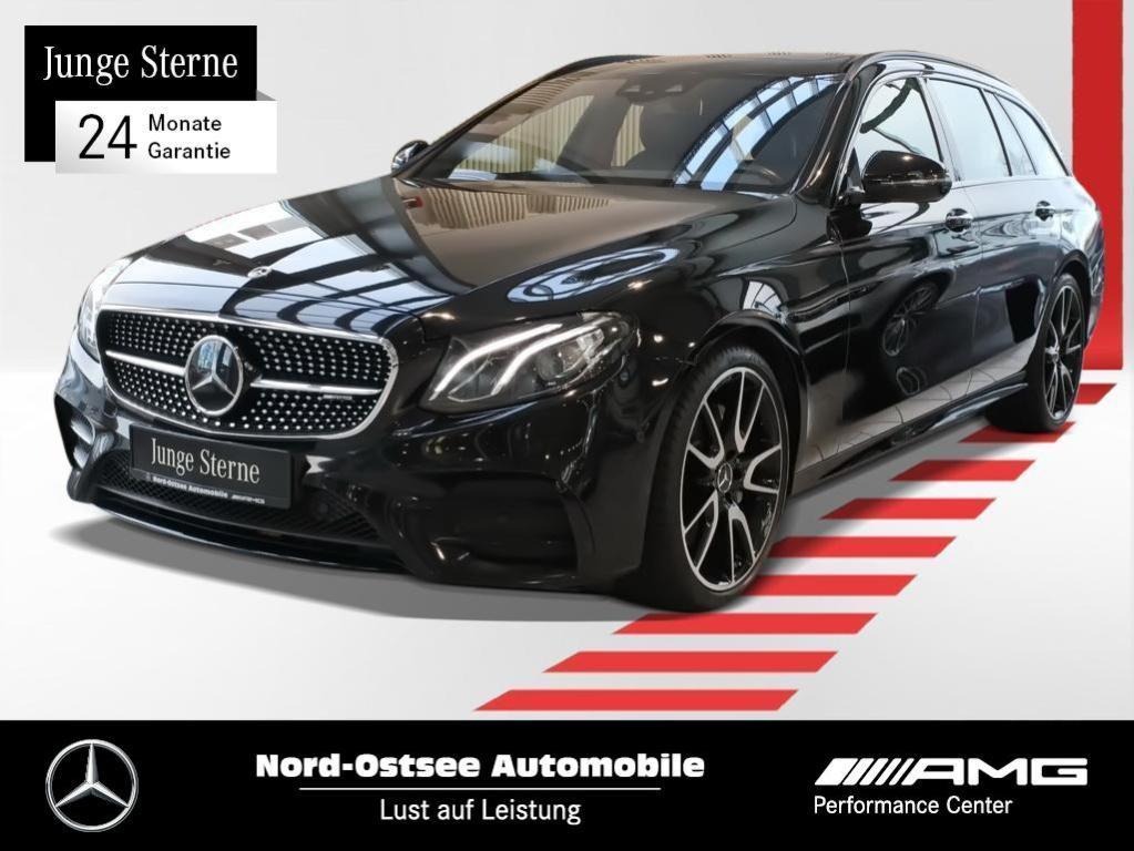 Mercedes-Benz AMG E 43 T 4M Night LED SHD Burmester Sitzklima, Jahr 2017, Benzin