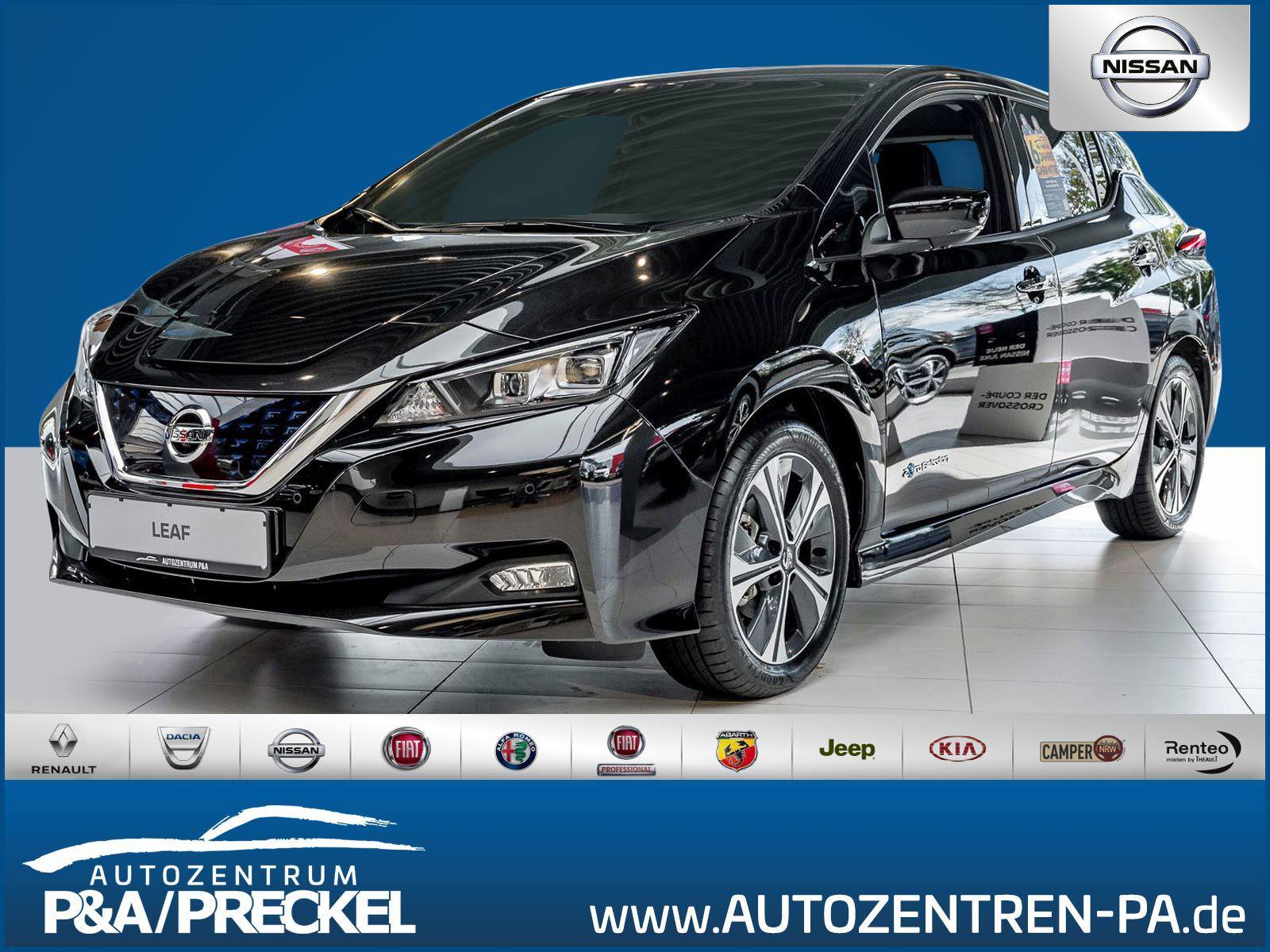 Nissan Leaf N-Connecta 40 kWh inkl. Elektrobonus, Jahr 2020, Elektro