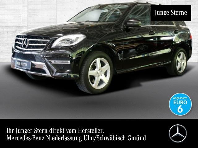 Mercedes-Benz ML 350 4M BT AMG COMAND ILS Kamera Easy-Pack Sitzh, Jahr 2015, Diesel