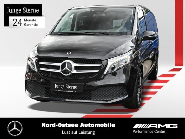 Mercedes-Benz V 300 Edition MBUX 7-Sitze AHK Distronic LED ILS, Jahr 2020, Diesel