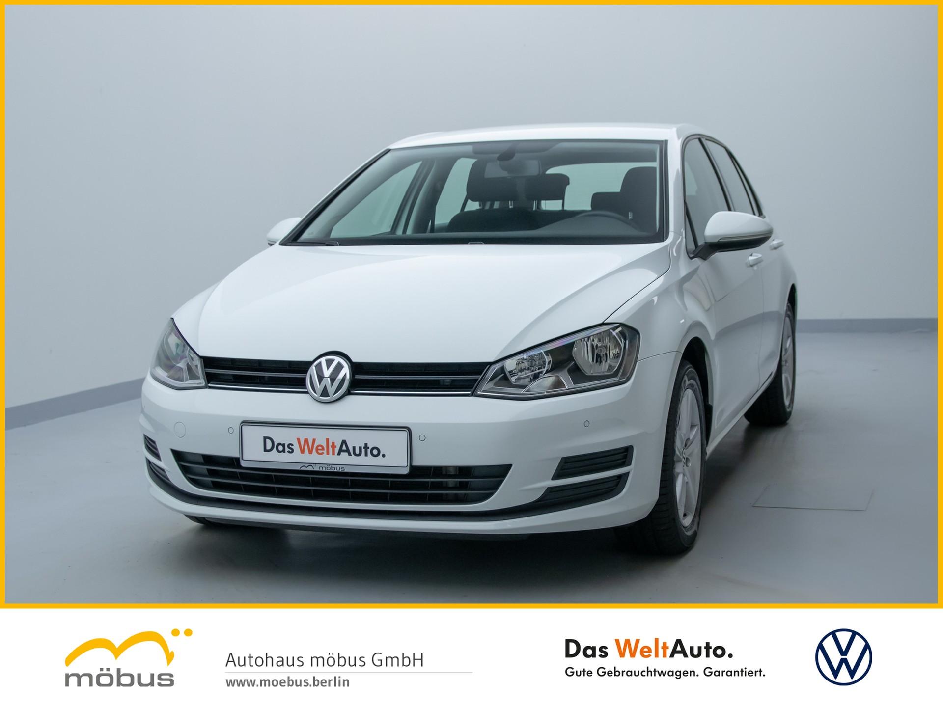 Volkswagen Golf VII 1.6 TDI Comfortline KLIMA+STANDHZ+PDC, Jahr 2016, Diesel