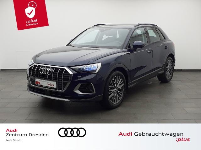 Audi Q3 advanced 35 TFSI S tronic AHZV, Jahr 2020, Benzin