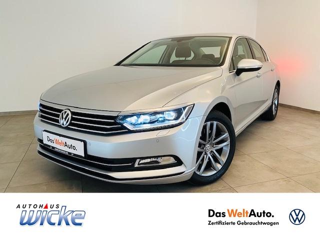 Volkswagen Passat 1.4 TSI Comfortline ACC Navi Sitzhg Klima, Jahr 2015, Benzin